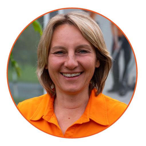 Karin Ofner - Buchhaltung Elektro Tisch