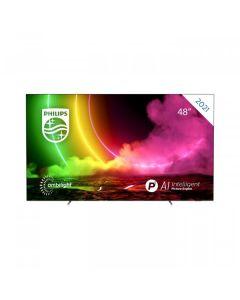"Philips Ambilight 65OLED856 - Ultra HD HDR OLED-TV 65"" - mattgrau - Produkt"