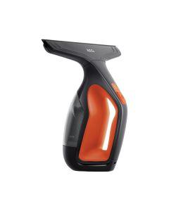 AEG WX7-60CE1 - Akku-Fenstersauger inkl. Sprühflasche und Glasreinigerkonzentrat - orange-grau
