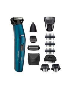 BaByliss MT890E Japanese Steel Face & Body Kit - Bart- und Haarschneider - Multifunktionstrimmer - blau-schwarz - produkt