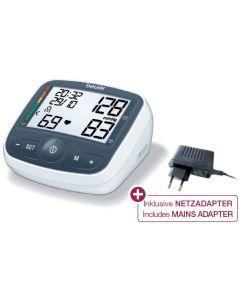 Beurer Blutdruckmessgerät BM40 inkl. Netzadapter weiß - produkt