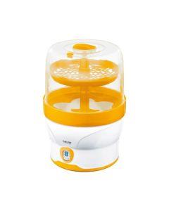 Beurer BY76 - Babyfläschchen-Dampfsterilisator - weiß-gelb - produkt
