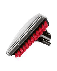 Bissell Brush Tool 6' SpotClean 15 cm (bag) - Teppichaufsatz für SpotClean - schwarz-rot - produkt