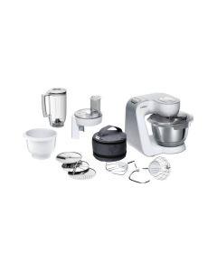 Bosch MUM58234 - Küchenmaschine - hellgrau-weiß