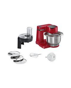 Bosch MUMS2ER01 - Küchenmaschine - rot