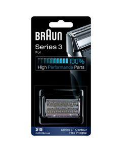 Braun Kombipack 31S Serie 3 und 5000 - produkt