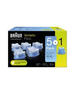 Braun Reinigungskartuschen CCR5+1 - produkt