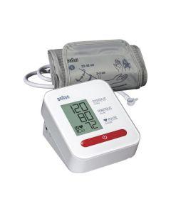 Braun BUA5000EU Exact Fit 1 - Blutdruckmessgerät (Oberarm) - weiß - produkt