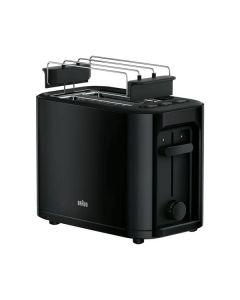 Braun HT3010BK PurEase - Toaster - schwarz