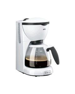 Braun KF520 CaféHouse - Kaffeemaschine - weiß