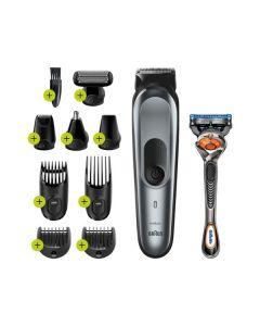 Braun MGK7221 MultiGroomingKit - Bart- Haarschneider - grau metallic-schwarz - produkt