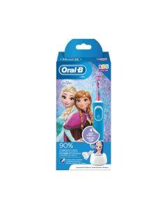 Braun Oral-B Kinderzahnbürste Vitality 100 Kids Plus Frozen - Packung