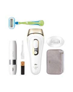 Braun PL5129 Silk-expert Pro - IPL-Haarentfernungsgerät - weiß-gold - produkt