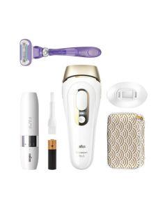 Braun PL5139 Silk-expert Pro - IPL-Haarentfernungsgerät - weiß-gold - produkt