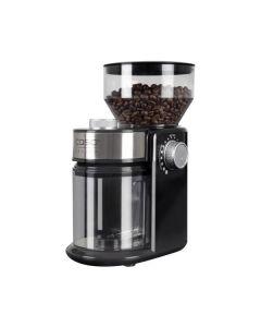 Caso Barista Crema - Kaffeemühle - schwarz-edelstahl - produkt