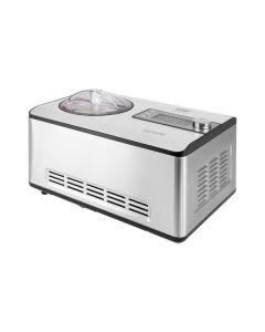 Caso IceCreamer 2-in-1 - Eismaschine & Joghurtbereiter - edelstahl
