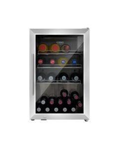 Caso Outdoor Cooler - Flaschenkühlschrank - edelstahl - produkt