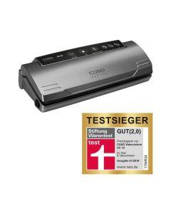 Caso VC10 Testsieger-Set - Vakuumierer + gratis Zubehör - edelstahl - produkt