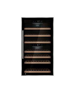 Caso WineComfort 66 black - Weintemperierschrank mit Kompressor-Technik - schwarz - produkt