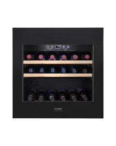 Caso WineDeluxe E29 - Einbau-Weintemperierschrank mit Kompressor-Technik - schwarz - produkt
