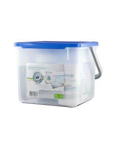 Clearwhite Waschmittel-Box - Vollwaschmittel + Reiniger + Entkalker - produkt