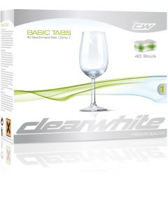 Clearwhite Basic Tabs - produkt