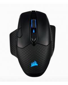 Corsair DARK CORE RGB PRO - Wireless Gaming Maus - schwarz