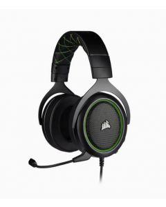 Corsair HS50 PRO STEREO - Gaming Headset - schwarz/grün