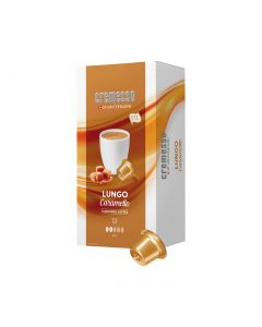 Cremesso Kaffee Lungo Caramello, 16 Kapseln - produkt