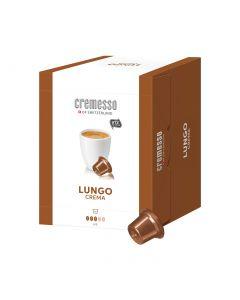 Cremesso Kaffee Lungo Crema - XXL-Box - 48 Kaffeekapseln - produkt
