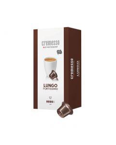 Cremesso Kaffee Lungo Fortissimo, 16 Kapseln - Produkt