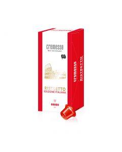 Cremesso Ristretto Edizione Italiana - Kaffee Kapseln - produkt