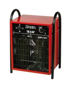 Dania Gewerbeheizgerät 15 kW rot