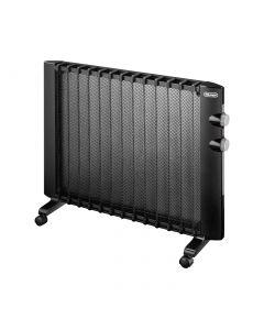 DeLonghi HMP 2000 - Wärmewellenheizgerät - 2000 Watt - schwarz