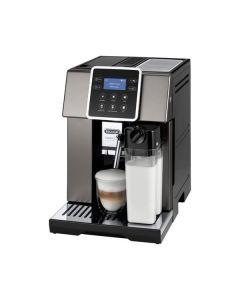 DeLonghi ESAM420.80.TB Perfecta EVO - Kaffeevollautomat - silber - produkt