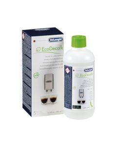 DeLonghi SET DLSC500 EcoDecalk - Coffee Care Kit - Reinigungsset für Kaffeevollautomaten & Espressomaschinen - Flasche und Verpackung