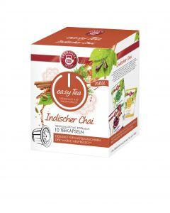 Teekanne easy Tea Indischer Chai Teekapseln - produkt