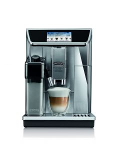 PrimaDonna Elite Experience ECAM650.85.MS - Kaffeevollautomat - silber