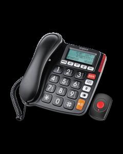 emporia KFT19-SOS - Festnetztelefon  - schwarz - produkt