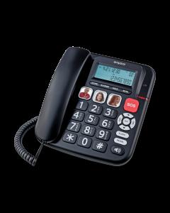 emporia KFT19 - Festnetztelefon  - schwarz - produkt
