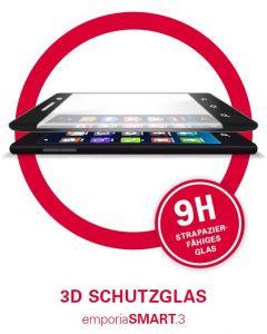 emporia PROT-HGLAS-S3 - Schutzglas SMART.3 S3 - transparent - produkt