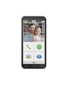 emporia SMART.4 S4 - Android 10.0 Smartphone 5 - vertragsfrei für alle Netze - schwarz
