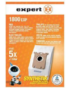 Expert Staubbeutel 1800 EXP u.a. für AEG, Philips, Privileg, Electrolux - Produkt