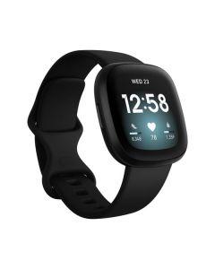 Fitbit Versa 3 - Aktivitätsuhr- black aluminium - produkt