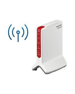 FRITZ!Box 6820 LTE INT - LTE-Modem & WLAN-Router - weiß-rot