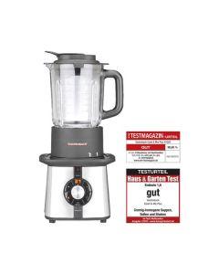 Gastroback Cook & Mix Plus - Standmixer & Multicooker - edelstahl-schwarz