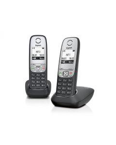 Gigaset Schnurlostelefon A415 DUO schwarz