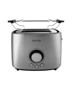 Gorenje T1000E - Toaster - edelstahl