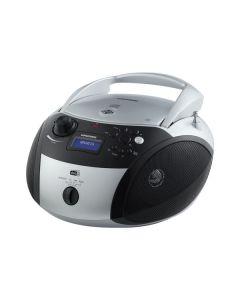 Grundig RCD 1550 BT DAB+ - tragbares CD-Radio - silver - produkt