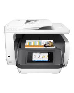 HP OfficeJet Pro 8730 e-All-in-One, Tinte - Drucker, Scanner, Kopierer - weiß - produkt